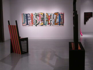 PAY TO PLAY, installation view