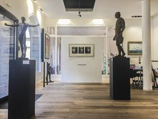 Galerie Calderone at London Art Fair 2018, installation view