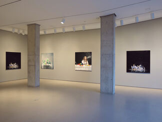 Lombard Freid Gallery: Ulrich Lamsfuss: Escape Escapism, installation view