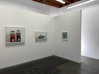Christopher Stott | New Paintings, installation view