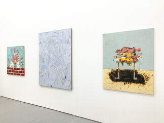 Zieher Smith & Horton at UNTITLED 2015, installation view