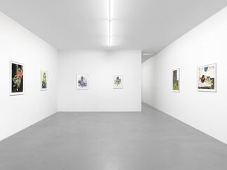 Raffi Kalenderian, installation view