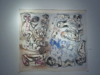 Fadi Yazigi: STILL LIFE... STILL ALIVE... STILL A LIFE, installation view