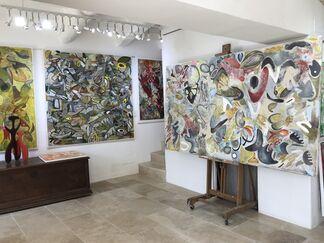 Mi Rincón, installation view