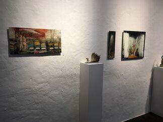 Helena Wyss-Scheffler - Kai Klahre, installation view
