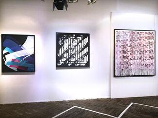 Galerie Brugier-Rigail at KIAF 2017, installation view