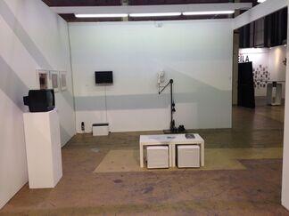 Michaela Stock at Art Rotterdam 2016, installation view
