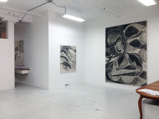 ANTHONY MILER  |  The Grisaille Paintings, installation view