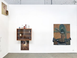 SARIEV Contemporary at Art Brussels 2019, installation view