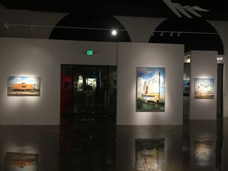 Anywhere in America, installation view