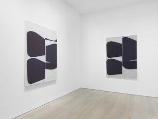 Suzanne Caporael: Blue Uniform, installation view