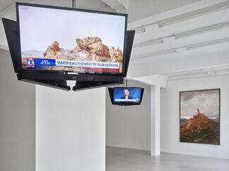 Charrière & von Bismarck   I Am Afraid, installation view
