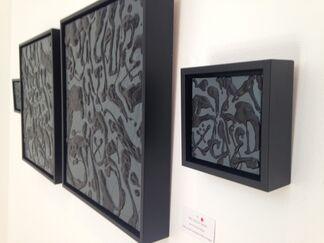 Beyond Shadows - Drip Scripts, installation view