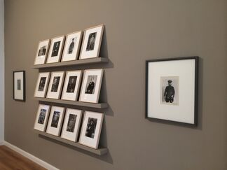August Sander Cycle Part 5 - Classes and Professions, installation view