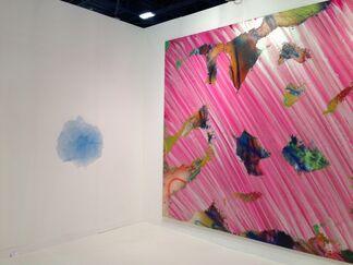 Galerie nächst St. Stephan Rosemarie Schwarzwälder at Art Basel in Miami Beach 2014, installation view