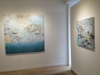 Fragmented- Exploring Chaos and Harmony, installation view