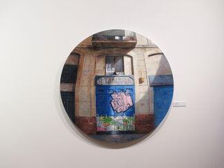 La remor de la ciutat, installation view