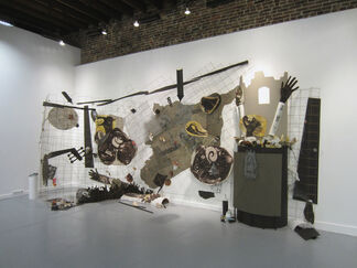 Yvette Drury Dubinsky: There and Gone, installation view