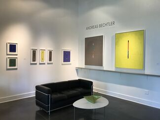Andreas Bechtler, Visions of a Fractal Landscape, installation view