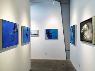 Water, Water... Everywhere, installation view