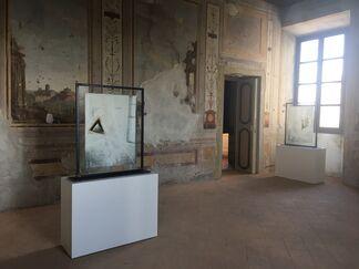 Anat Ebgi at GRANPALAZZO 2017, installation view