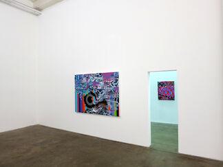 Tobias Lehner - Triplex, installation view