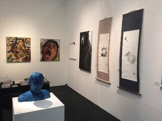 Porter Contemporary at Art on Paper 2015, installation view