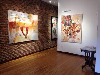 Lydia Janssen: A Course Change, installation view