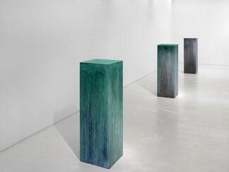 Fabrice Samyn: What breaks when spoken, installation view