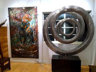Lassiter Fine Art at Aqua Art Miami 2016, installation view