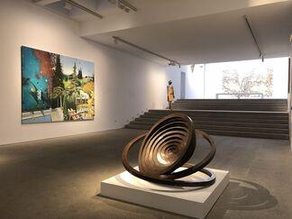Juntos, installation view