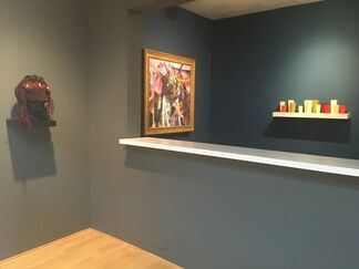 'Have To Hold' Curated by Elizabeth Tinglof and Ashley Hagen, installation view