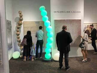 Donghwa Ode Gallery at Art Palm Springs 2018, installation view