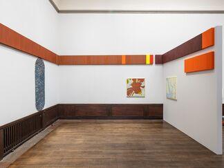 Galerie Anhava at Market Art Fair 2019, installation view