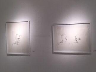 Masakatsu Sashie: Kaleidoscope // Vonn Sumner: Strange Days, installation view