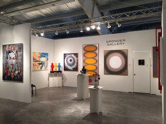 SPONDER GALLERY at Art Aspen 2015, installation view
