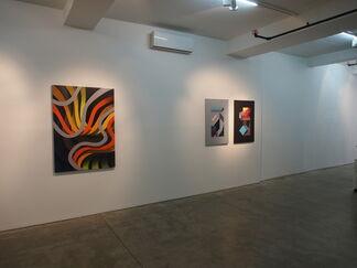 1010 - Ron Agam - Nelio: CHIMERA, installation view