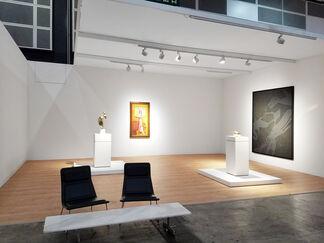 Paul Kasmin Gallery at Art Basel in Hong Kong 2017, installation view