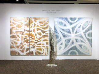 Christopher Martin Gallery at Art Palm Springs 2017, installation view