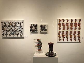 Josh Mayhem: Gravitate, installation view
