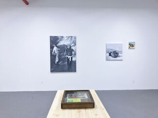 ANDRE VON MORISSE, THE YOUNG NORWEGIANS, PART I, installation view