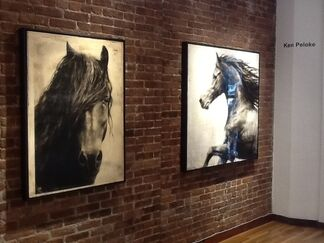Fleeting at Susan Eley Fine Art, 46 West 90th Street, New York, NY, installation view