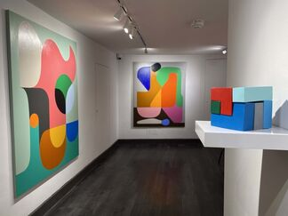 Intransitive, installation view