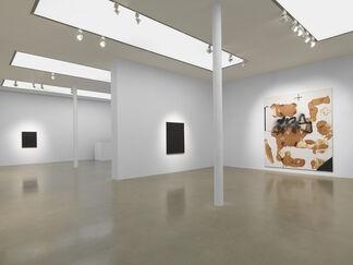 Hantaï, Hartung, Soulages, Tàpies, installation view