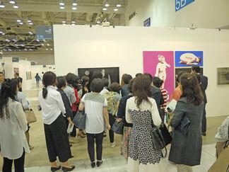 Aki Gallery at Art Busan 2015, installation view