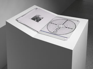 Massimo Antonaci   Hypotenuse, installation view