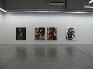Rites of Spring Passage, installation view
