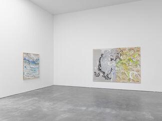 Sigmar Polke: Eine Winterreise, installation view