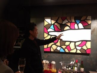 Ahhi Choi Exhibition @HRR, installation view