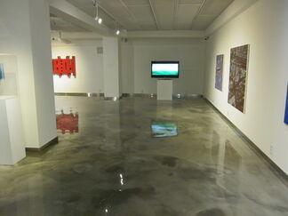 Harmony 展, installation view